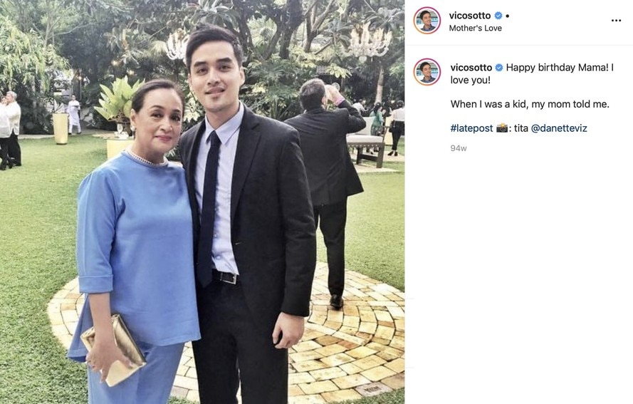 Check out these photos of Coney Reyes being a PROUD MAMA to her son Vico!