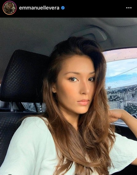 sexy photos of Emmanuelle Vera will inspire you to get fit