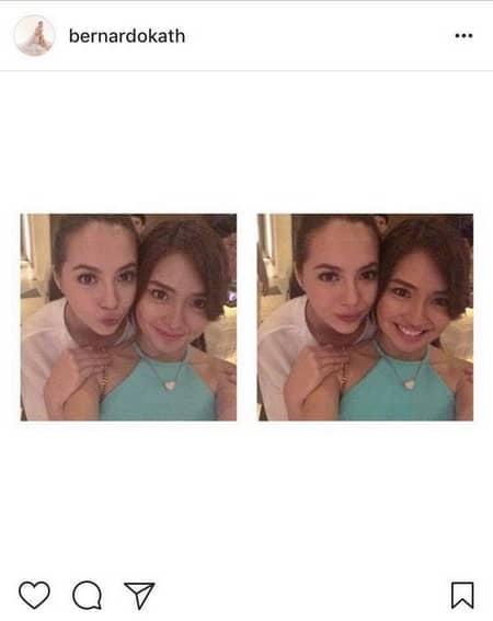 Julia Montes Kathryn Bernardo Friendship