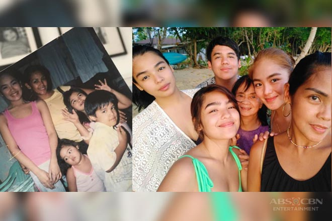 IN PHOTOS: Andrea Brillantes with her lovable family