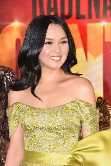 Beauty Gonzalez  in Kadenang Ginto Finale MediaCon