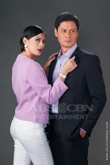 Angel Aquino and Tonton Gutierrez in And I Love You So (2016)