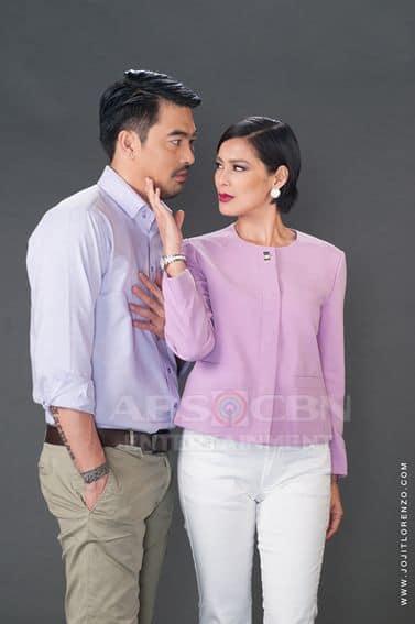Angel Aquino and Jay Manalo in And I Love You So (2016)