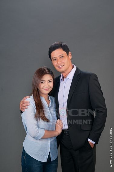 Miles Ocampo and Tonton Gutierrez in And I Love You So (2016)