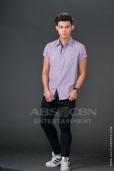 Inigo Pascual as Justin in And I Love You So (2016)