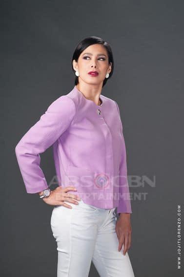 Angel Aquino as Katrina in And I Love You So (2016)