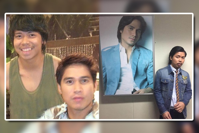 IN PHOTOS: Empoy Marquez with his heartthrob best friend