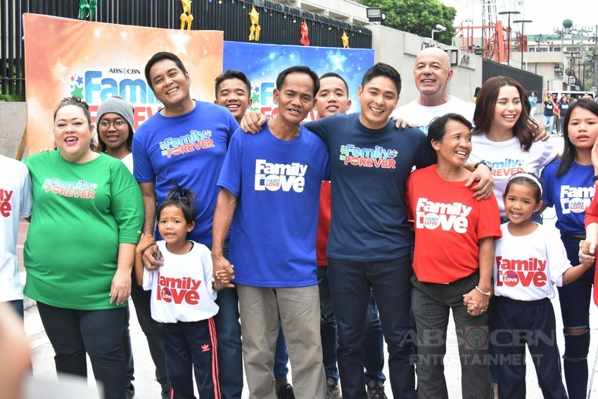 FPJ's Ang Probinsyano stars extend warmth, selflessness in Family Is Forever Christmas station ID