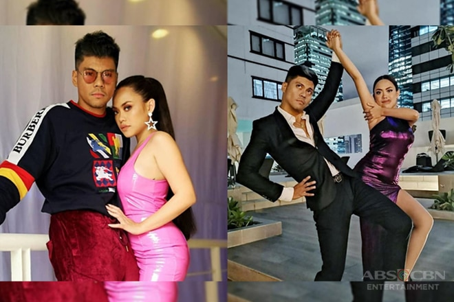 LOOK: Jerald Napoles with his super jowable girlfriend