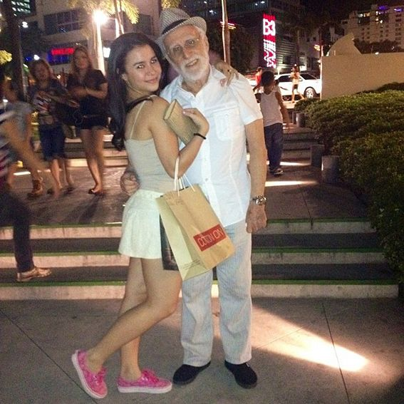Yassi Pressman's precious moments with her Daddy Ronnie