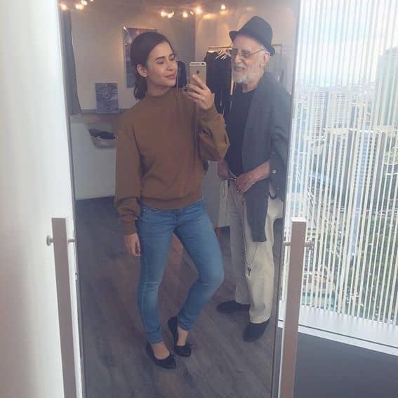 Yassi Pressman's precious moments with her Daddy Ronnie