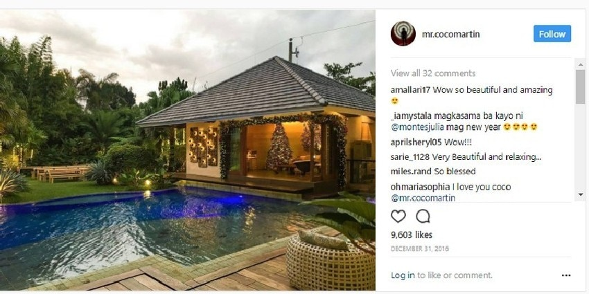 Coco Martins extravagant mansion in these stunning photos