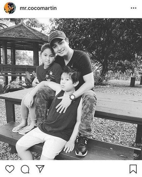 IN PHOTOS: The growing family of Coco Martin in these picture-perfect photos