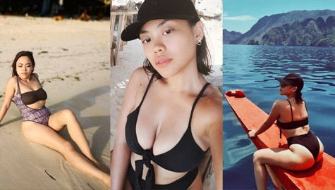 LOOK: 23 Photos of Kim Molina flaunting her sexy curves!