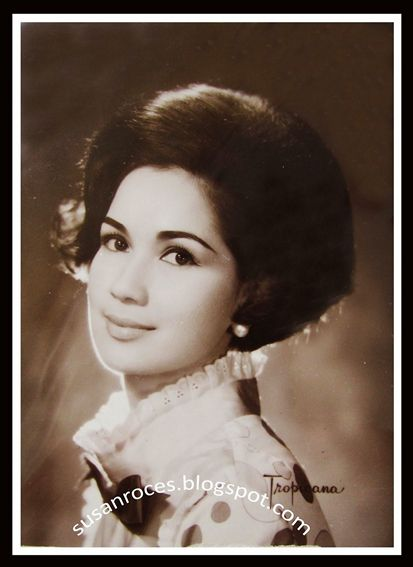 IN PHOTOS: The beautiful faces of Susan Roces through the years
