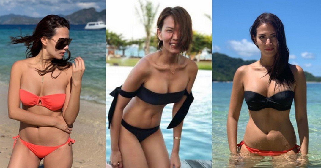 Sexy Photos of Bianca Manalo captured over the years