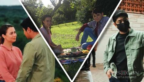 BEHIND-THE-SCENES: What new normal looks like on the set of FPJ's Ang Probinsyano