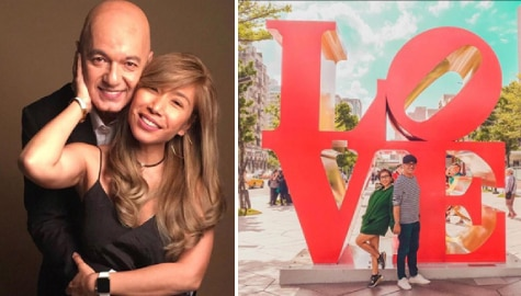 IN PHOTOS: Michael De Mesa's gorgeous wife of 19 Years