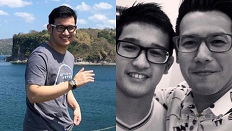 23 Photos of John Prats with his lookalike brother!