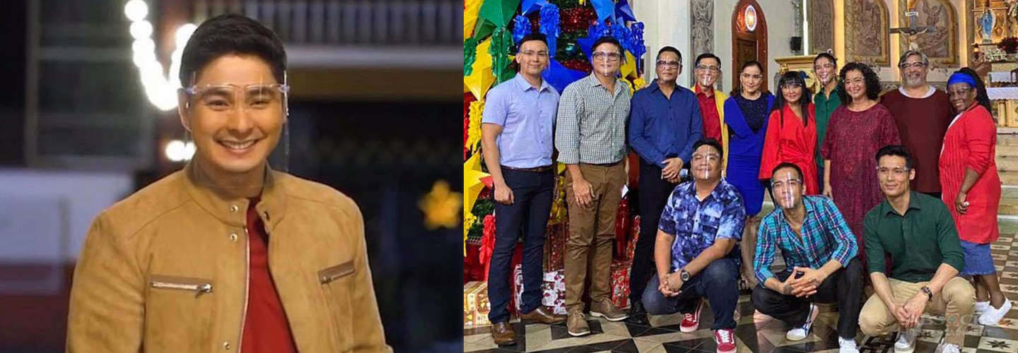 FPJ's Ang Probinsyano Cast at the ABS-CBN Christmas ID 2020