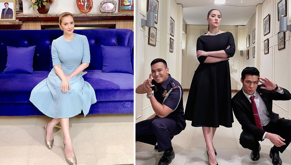 Behind the scenes: All the reasons to love Ara Mina aka FPJ's Ang Probinsyano's Ellen Padua