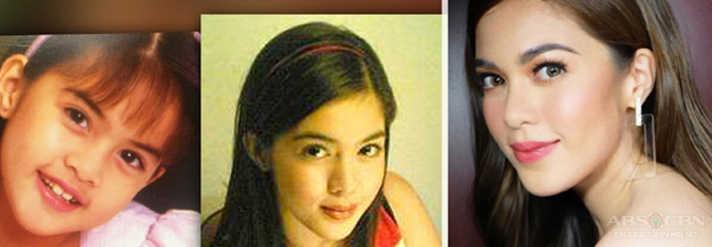 Then and Now: Shaina Magdayao's photos that captured her timeless beauty