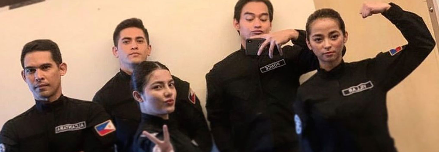Black OPs and Photo Ops! Jane, Geoff and team go wacky & fierce behind the scenes of FPJ's Ang Probinsyano