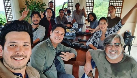 Behind-the-scenes Coco and Task Force Agilas solid brotherhood