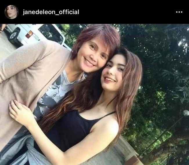 IN PHOTOS: Jane De Leon with her loving family