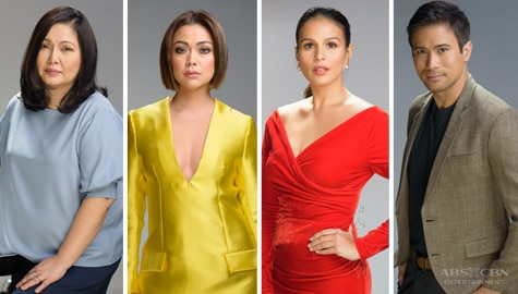 GLAM SHOTS: The grand ensemble of Ang Sa Iyo Ay Akin cast