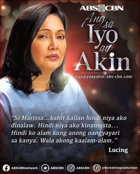 Savage, dramatic and witty quotable quotes from Ang Sa Iyo Ay Akin