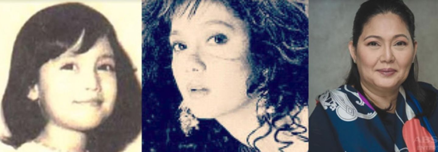LOOK: Throwback photos of Maricel Soriano that show she's born to be a Diamond Star