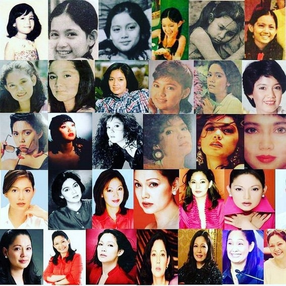 Maricel Soriano throwback photos