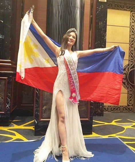 Beauty Queen Aya Fernandez Agatha