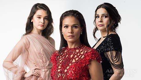 Ang Sa Iyo Ay Akin season 2 characters team ellice
