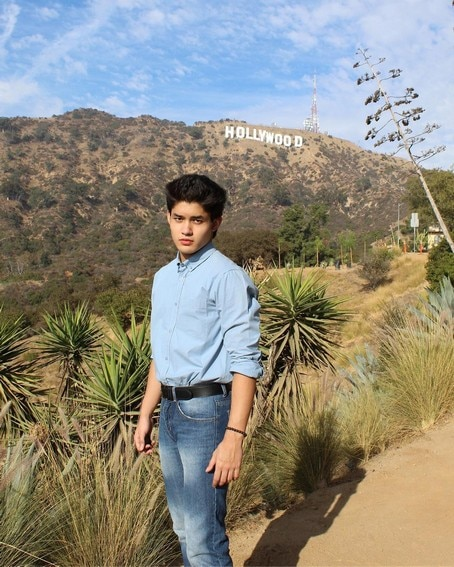 "LOOK: These photos prove that Grae Fernandez is the next ""gwaping"" like his father"