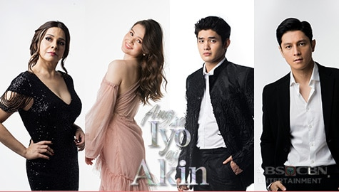 Ang Sa Iyo Ay Akin season 2 characters