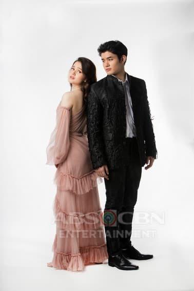 Ang Sa Iyo Ay Akin new characters