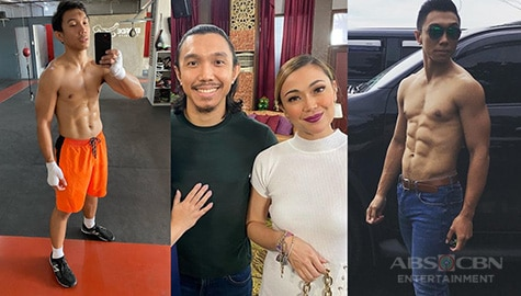 8 times Nico Antonio aka Blue proved that he's the perfect bodyguard on Ang Sa Iyo Ay Akin