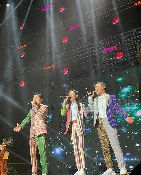 Performances and happenings that you missed at ASAP Natin 'To Rome