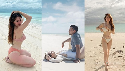 "Just beautiful and sexy photos of Luis Manzano's ""howhow"""