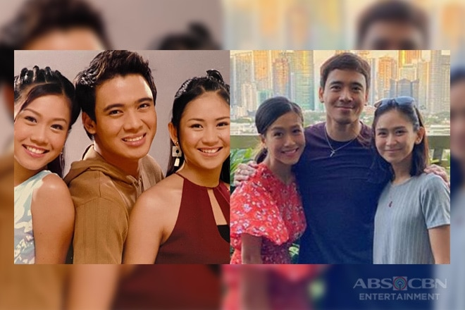 LOOK: Sarah Geronimo, Erik Santos & Rachelle Ann Go's 16 years of friendship in 13 photos
