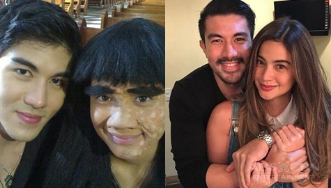 Ang kakaibang friendship nina Luis Manzano at Anne Curtis