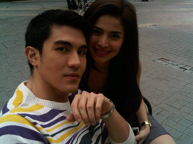 Anne Curtis Luis Manzano bestfriend photos
