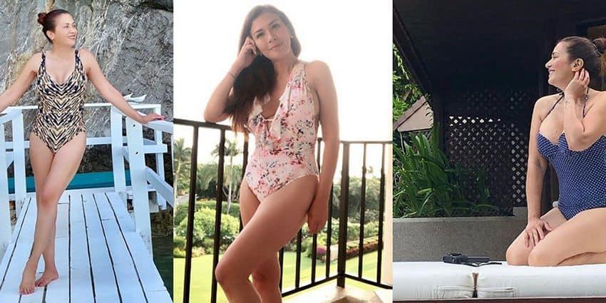 Zsa Zsa Padilla sexy swimsuit photos