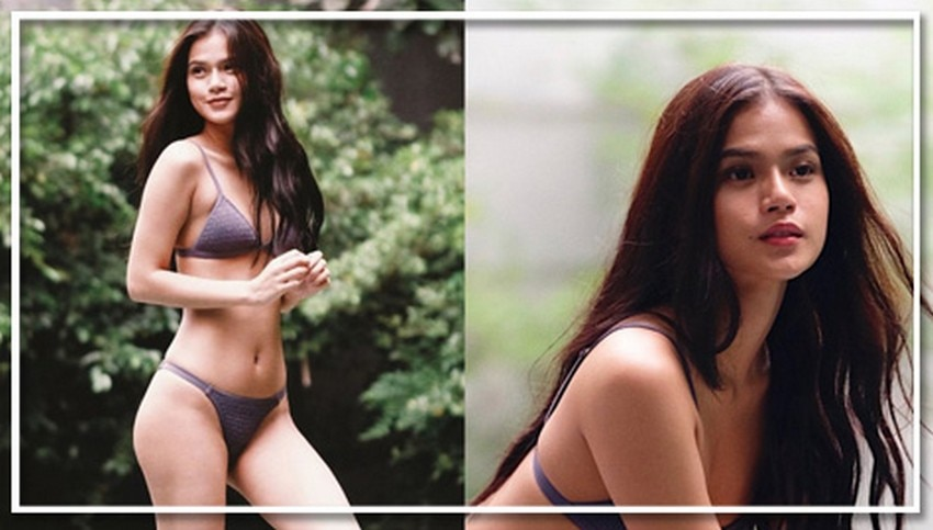 LOOK: ASAP's former girl group BFF5 member Maris Racal's jaw-dropping sexy photos