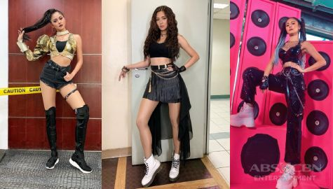 kim chiu blackpink fan ootd
