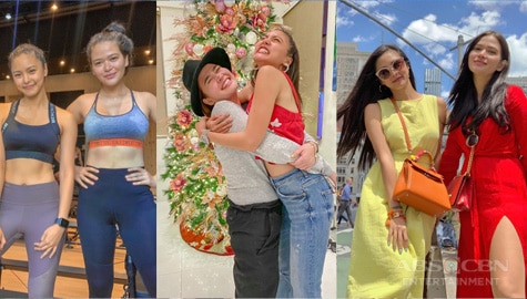 kim chiu bela padilla friendship photos