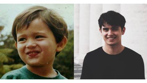James reid then and now