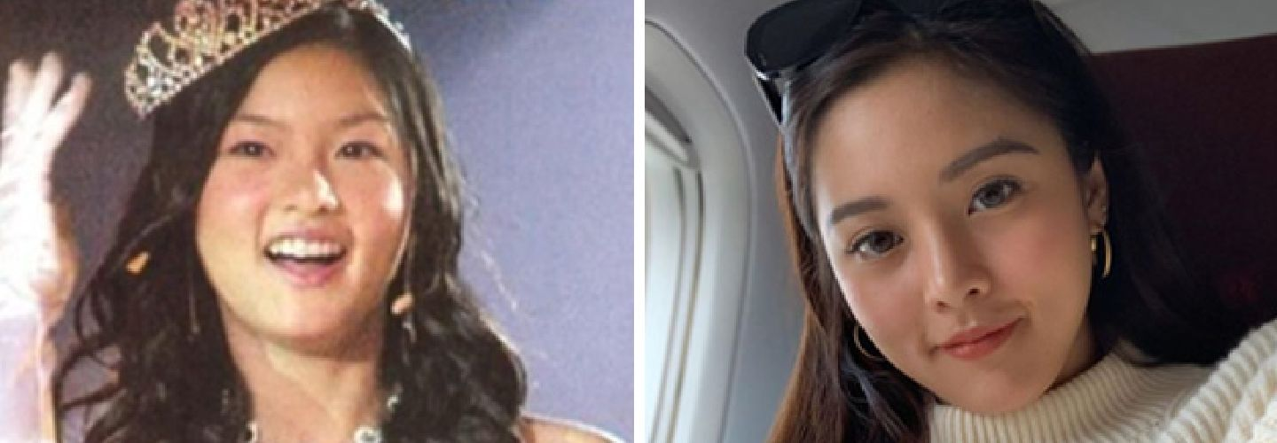 LOOK: Then and now photos of Kim Chiu